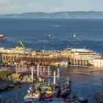 Costa Concordia ricerche disperso