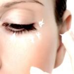 Crema solare contorno occhi