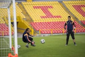 David Ospina dell'Arsenal