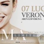 Emma Marrone duetta con Elisa Arena di Verona concerto