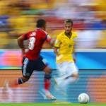 Neymar e Zuniga
