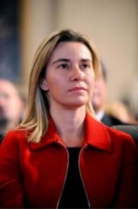 Federica Mogherini ministro degli esteri nominata Alto commissario europee per la politica estera