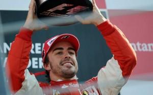 Ferrarista Fernando Alonso