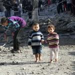 Gaza strage bambini