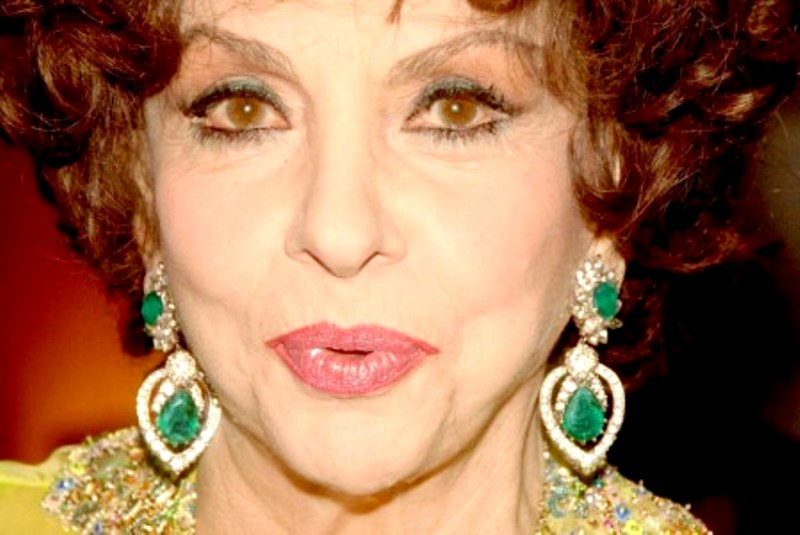Gina Lollobrigida ricoverata per un incidente in casa