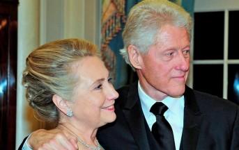 """Hillary Clinton rivelazione shock: """"La madre di Bill abusò di lui quando era un bimbo"""""""