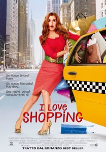 su Canale5 I love shopping