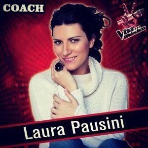 Laura Pausini La Vox Mexico coach