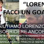 Lorenzo Costantini potrà curarsi raggiunti 600mila dollari