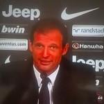Allegri alla Juve e Vidal