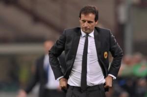 Allegri della Juventus