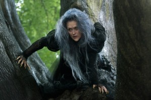 Streep in Into the Woods