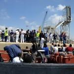 Altri sbarchi di migranti a Pozzallo