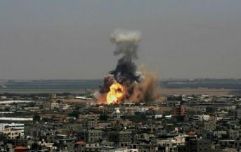 Gaza, proposta di tregua umanitaria, intanto notizie shock sulla scuola abbattuta