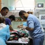 Ospedale a Gaza emergenza