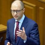 Premier Yatsenyuk dimissioni