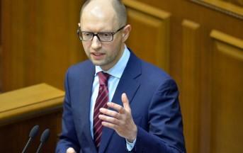Ucraina crisi di governo: si è dimesso il premier Arseniy Yatsenyuk