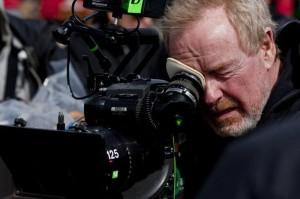 Il regista britannico RIdley Scott