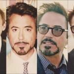 Robert Downey Jr in Iron Man4
