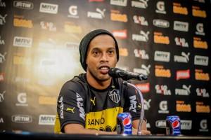 Ronaldinho ex Atletico Mineiro