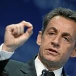 stato di fermo Sarkozy per concussione