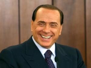 Silvio Berlusconi cena beneficenza Fi