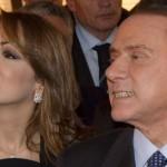 Silvio Berlusconi e Francesca Pascale