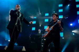 Simple Minds Teatro Antico Taormina