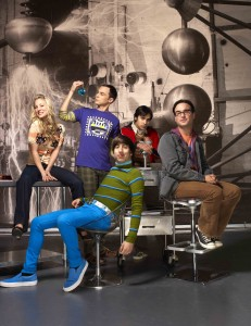 THE BIG BANG THEORY cast cache