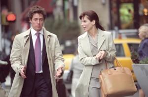 Hugh Grant e Sandra Bullock
