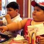 obesità infantile cura