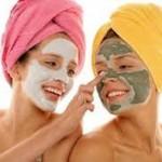 maschera viso rughe