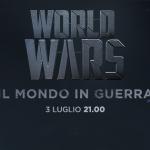 World Wars serie History Italia