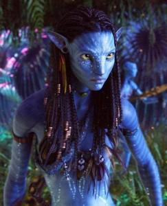 Saldana in Avatar