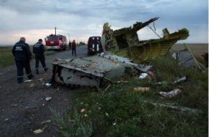 separatista ucraina sciacallaggio sui resti