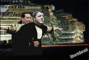 """Renzi : """"avanti tutta con forza italia"""""""