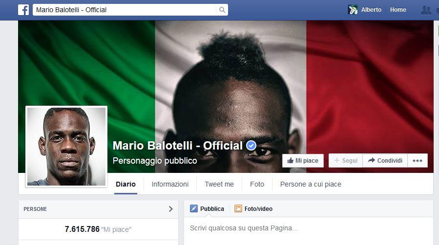 Mario Balotelli twitter