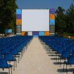 cinema all'aperto Roma 2014