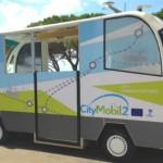 citymobile bus senza pilota