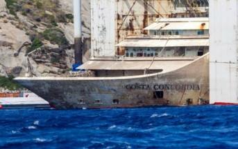 Curiosità Costa Concordia: a Genova sciacalli e business sul relitto