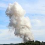 esplosione fabbrica fuochi Tagliacozzo