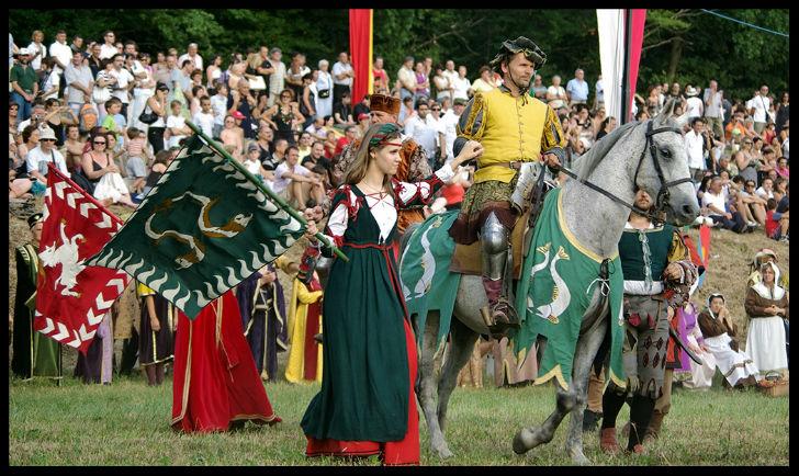 rievocazioni storiche Emilia-Romagna estate 2014
