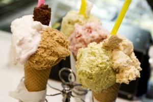 gelato artigianale festa Casalecchio di Reno