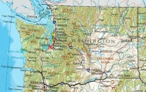 google maps washington