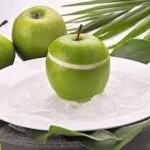 una settimana dieta mela verde