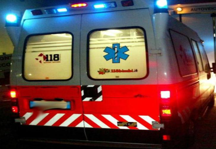 incidente A19 muore bimba due mesi