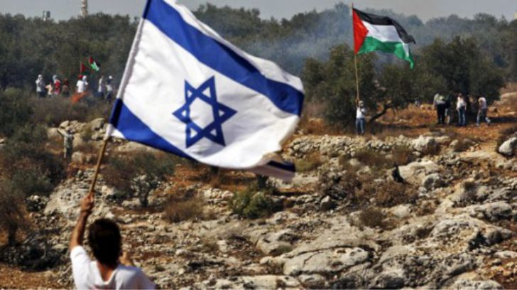 Gelo tra Israele e Palestina