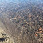 persone colpite da eritema lago Brescia