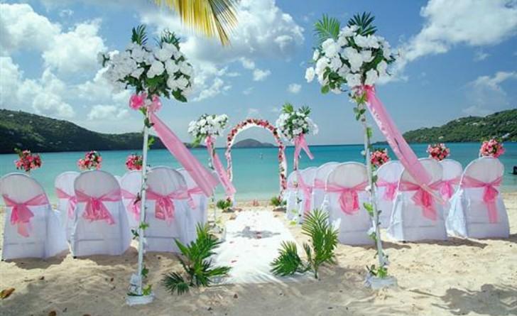 Matrimonio In Spiaggia Hawaii : Decorazioni matrimonio in spiaggia migliore collezione