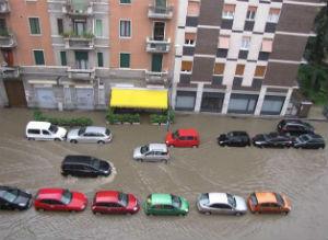Seveso esonda Milano